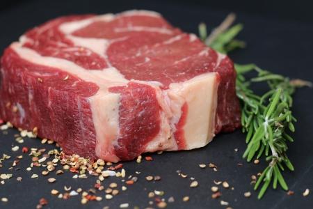 zrenie mäsa