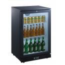 LG-138 barová chladnička so sklenenými dverami