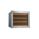 SW-18 - Built-in, compressor cooled wine cooler