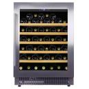 DAU-52.146SS - Wine cooler with compressor