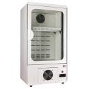 NC-63 - Nadpultová vitrínová RETRO chladnička