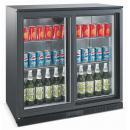 LG-208S LED - Barová chladnička so sklenenými dverami