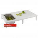 Doska na krájanie - stôl 650x400x110 mm