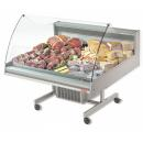 Bancarella VCB - Counter with curved glass