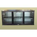 DGD-360 E-GLASS - Glass door bar cooler