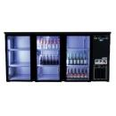 DCL-222GMU - Trojdverová barová chladnička
