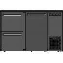 TC BBCL2-32 | Barová chladnička so zásuvkami