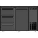 TC BBCL2-62 | Barová chladnička s tromi zásuvkami
