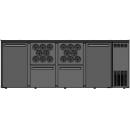 TC BBCL4-2112 | Barová chladnička s gumenou membránou