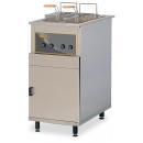 FR-D - Elektrická fritéza s 2 nádržmi