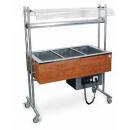 VOTE Teplý samoobslužný vozík