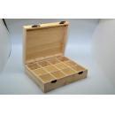 Box na čaje 26x21x8 cm