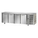 TF04EKOGN - Štvordverový chladený pracovný stôl GN 1/1