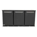 DGD-360E - Barová chladnička s plnými dverami