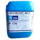 WEICODISH-GC2 - Alkalický čistiaci prostriedok na sklenené poháre