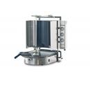 PDG 300 | Plynový gril na gyros ROBAX sklený