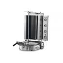 PDG 400 | Plynový gril na gyros ROBAX sklený