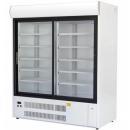 SCh-1-2/1400 WESTA   Vitrínová chladnička s posuvnými dverami