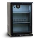 DGD-120 E-GLASS - Glass door bar cooler