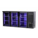 DCL-222GMU - Bar cooler 3 doors