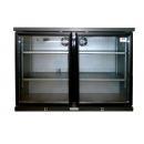 DGD-240 E-GLASS - Barová vitrínová chladnička