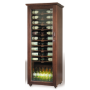 HARMONY III. - Rustical wine cooler (walnut or mahogany)