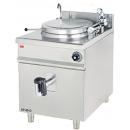 KP-85-O - Steam boiling pan with round cooking tank (series 900)