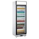 LG-402 DF - Vitrínová chladnička