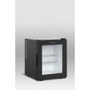 MB 36 | Minibar so sklenenými dverami