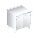 3117 - Nerezový pracovný stôl 600 mm