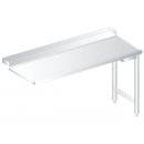 DM-P-3265 Nerezový pracovný stôl 700mm