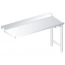 DM-P-3265 Nerezový pracovný stôl 760mm
