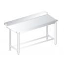 3248 - Nerezový pracovný stôl 700 mm