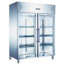 KH-GN1410TNG   Nerezová vitrínová chladnička