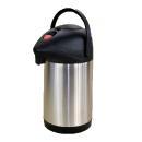 Nerezová termoska s pumpičkou 3,5 litrová