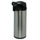 Nerezová termoska s pumpičkou 1,9 litrová
