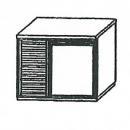 SL | Chladiaci stôl s jednými dverami
