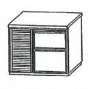 SL | Chladiaci stôl s 2 zásuvkami