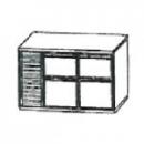 SL | Chladiaci stôl so 4 zásuvkami
