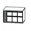 SL | Chladiaci stôl so 6 zásuvkami