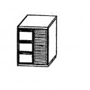 SL | Chladiaci stôl s 3 zásuvkami