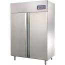 GNC 1400 L2 Dvojdverová nerezová chladnička