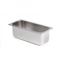Nerezová nádoba na zmrzlinu 5 L 360x165x120 mm