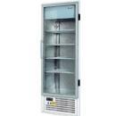 SCH 401 INOX Nerezová vitrínová chladnička