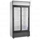 SD 802 SLE   Vitrínová chladnička s posuvnými dverami