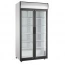 SD 881 HE   Dvojdverová vitrínová chladnička