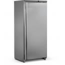 UR 600 FS | Chladnička s plnými dverami INOX