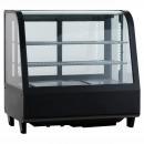 RTW-101 BE | Chladiaca vitrína na zákusky
