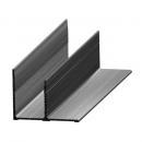 F profil - PVC k 20 mm panelu