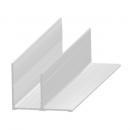 F profil hliník k 20 mm panelu